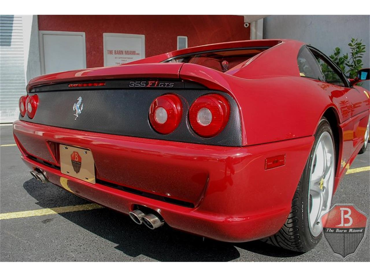Large Picture of 1999 Ferrari F355 located in Florida - N6Y8