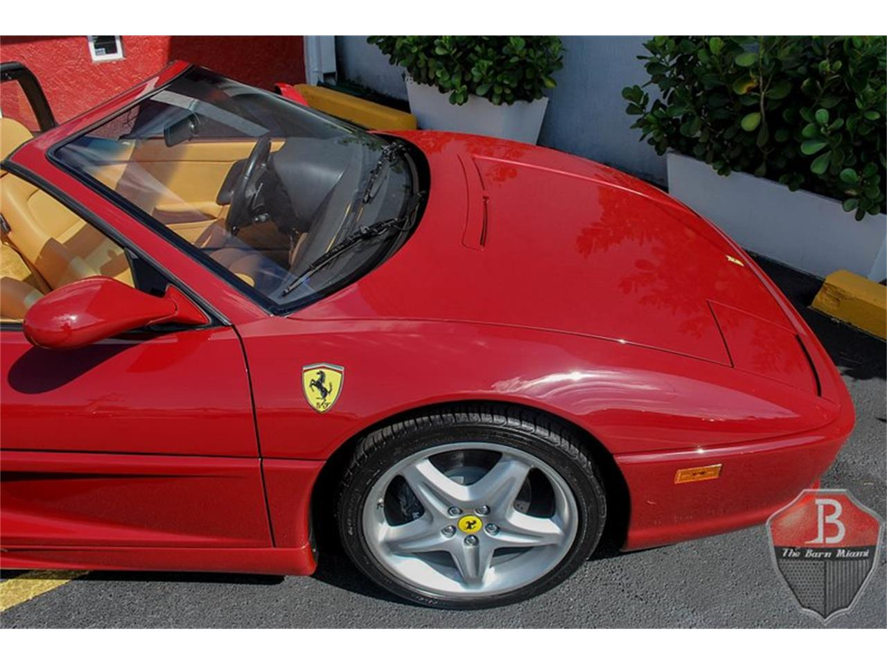 Large Picture of 1999 Ferrari F355 located in Florida Offered by The Barn Miami - N6Y8