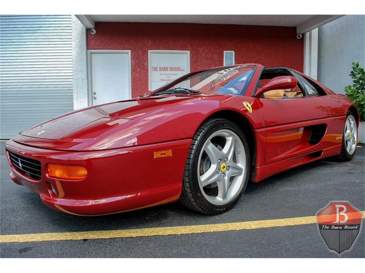 Large Picture of '99 Ferrari F355 located in Florida Offered by The Barn Miami - N6Y8