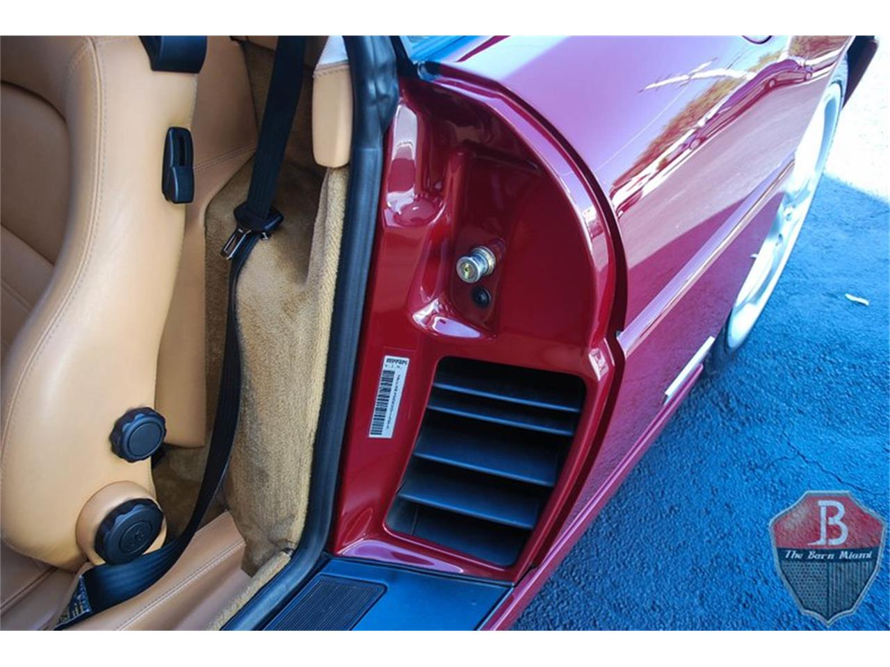 Large Picture of 1999 Ferrari F355 located in Florida - $89,900.00 - N6Y8