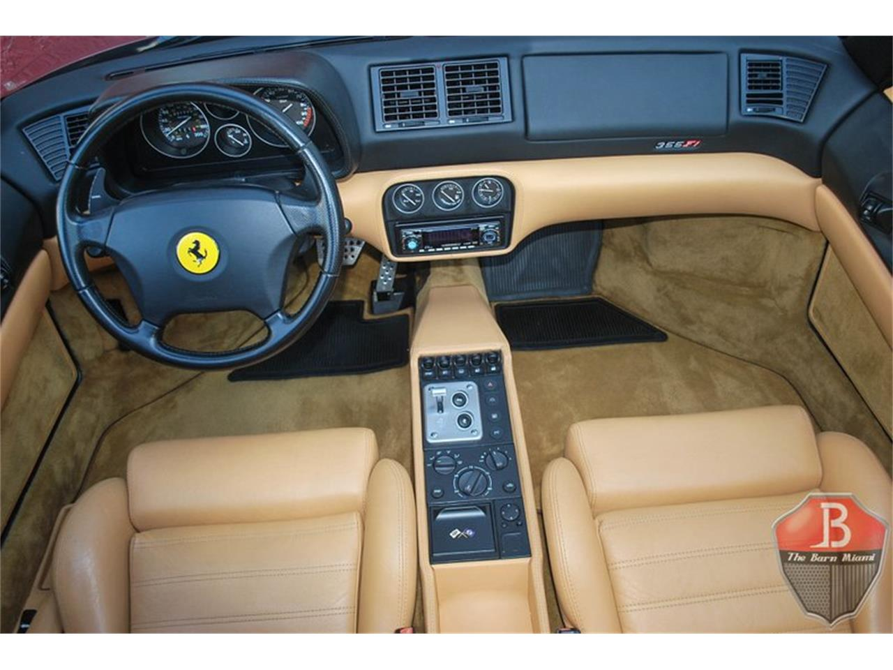 Large Picture of 1999 Ferrari F355 located in Miami Florida - $89,900.00 Offered by The Barn Miami - N6Y8
