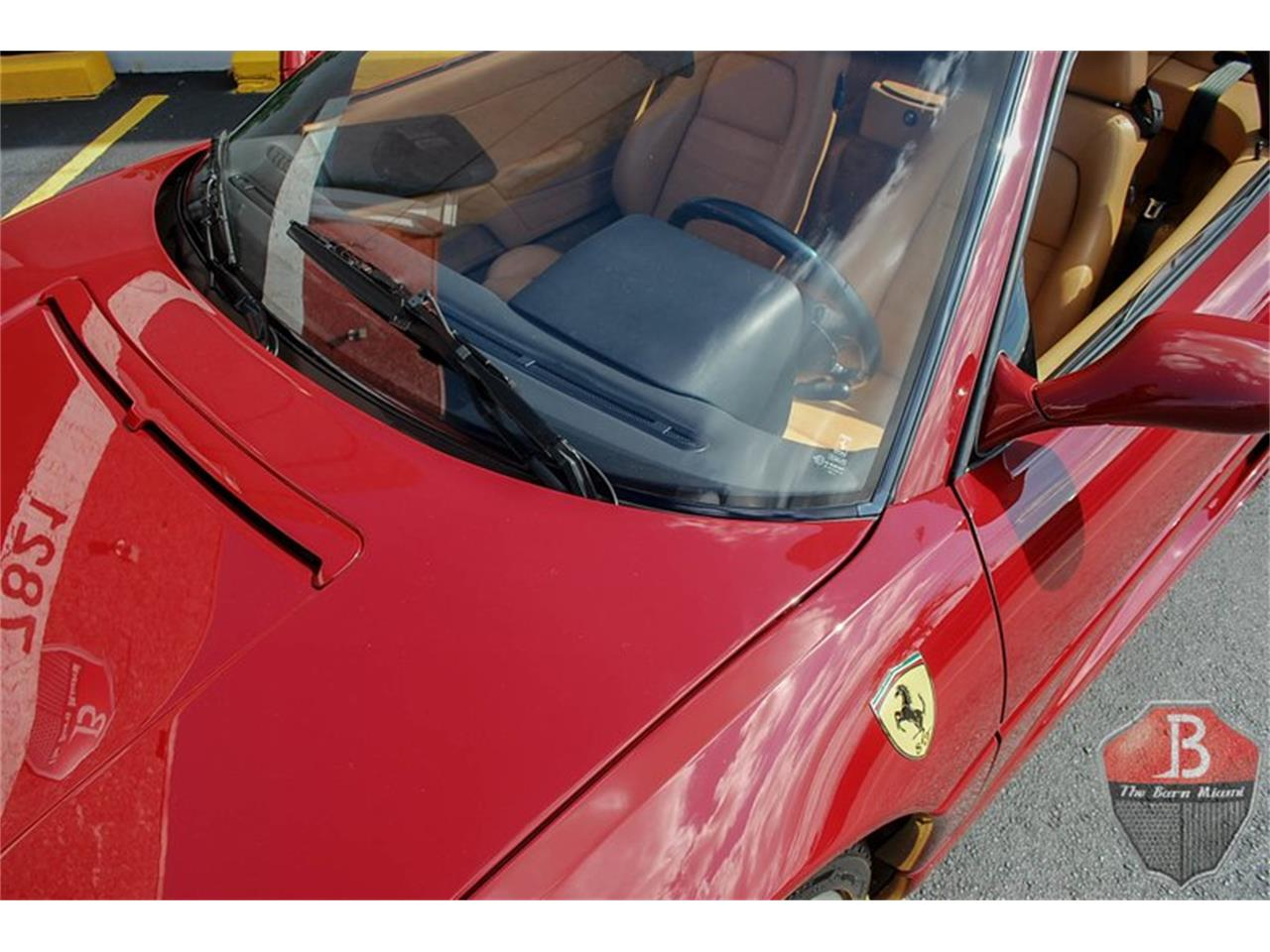 Large Picture of 1999 Ferrari F355 located in Miami Florida Offered by The Barn Miami - N6Y8