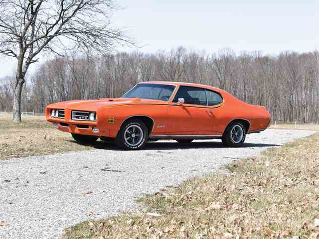 Picture of '69 GTO 'The Judge' Recreation - N5HV