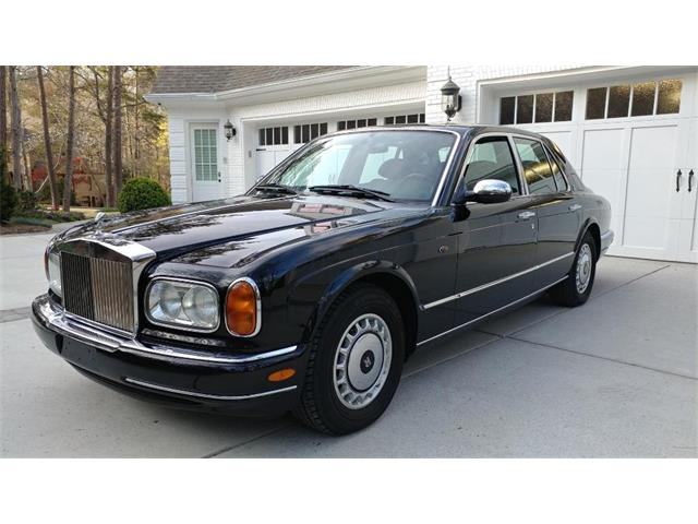 Picture of '99 Rolls-Royce Silver Seraph located in Atlanta Georgia Offered by  - N5HW