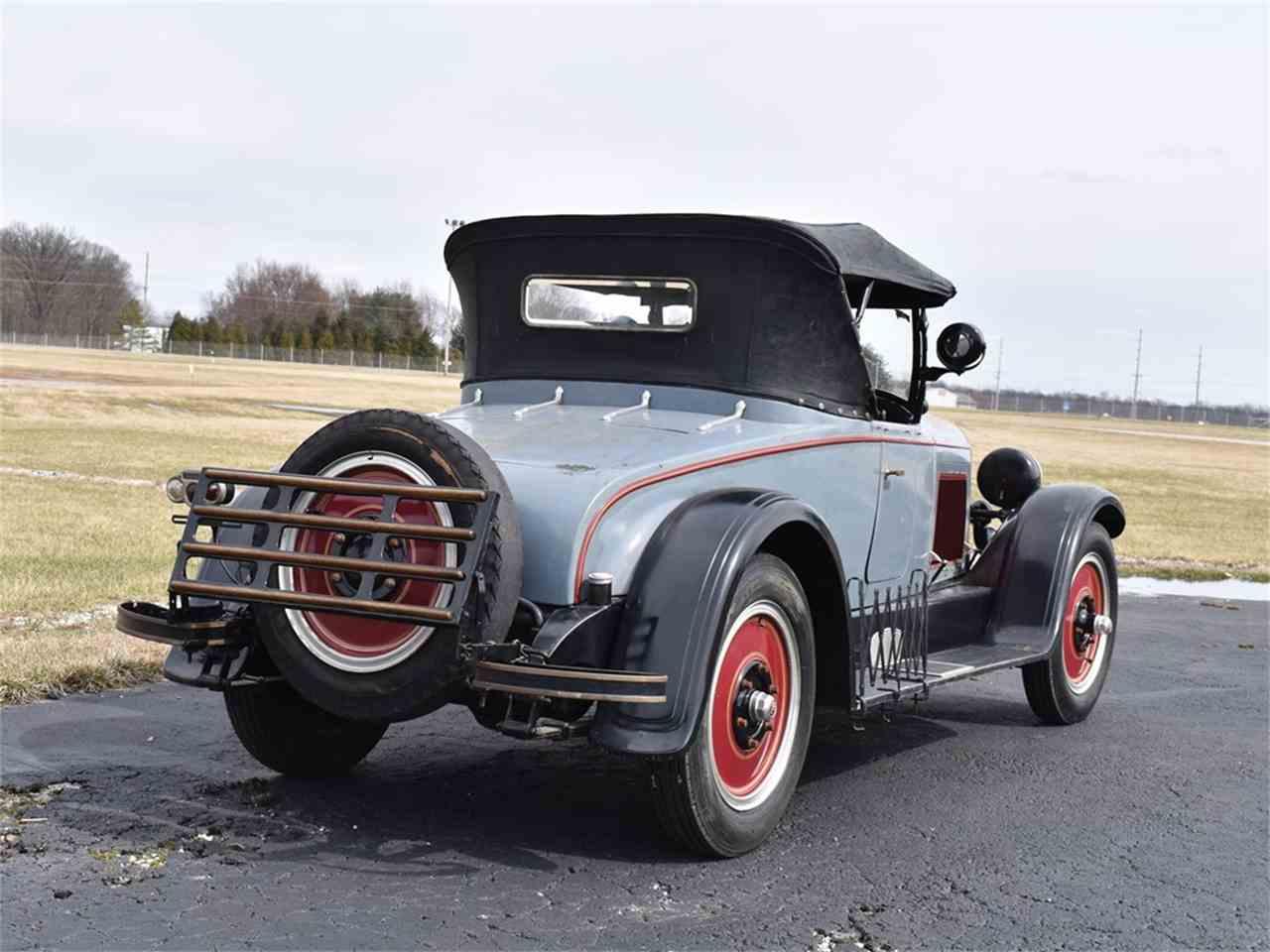 1926 nash advanced six roadster for sale cc 1082142. Black Bedroom Furniture Sets. Home Design Ideas