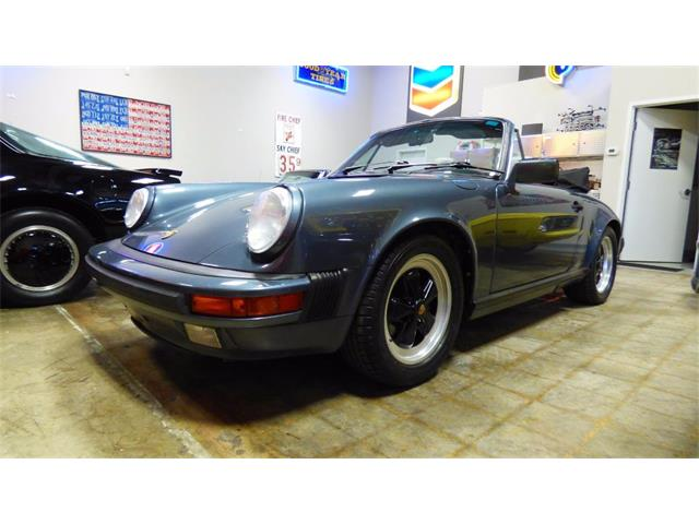 Picture of 1988 Porsche 911 Carrera located in Atlanta Georgia Auction Vehicle - N5HZ