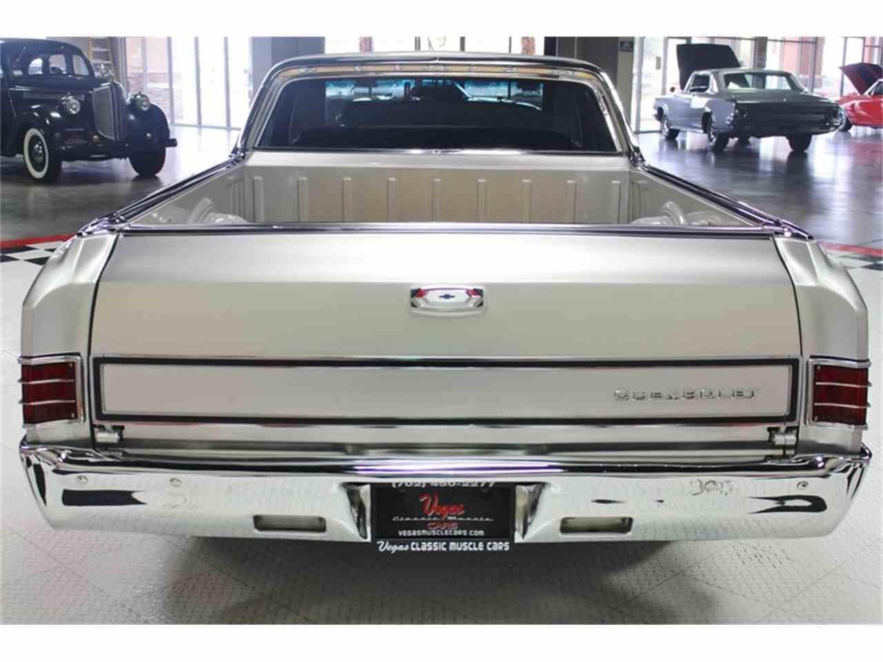 1967 Chevrolet El Camino for Sale | ClassicCars.com | CC-1082153
