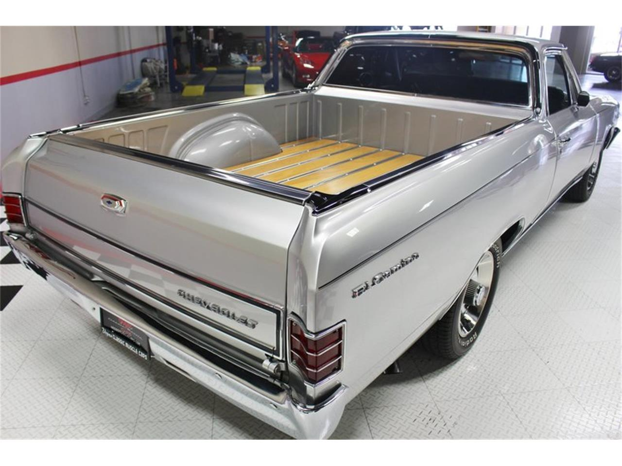 Large Picture of '67 El Camino - N6ZT