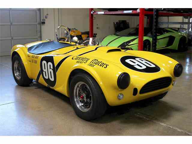 Picture of '63 Cobra - N70T