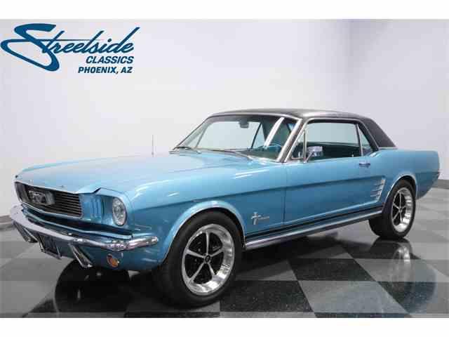 Picture of '66 Mustang - N70U