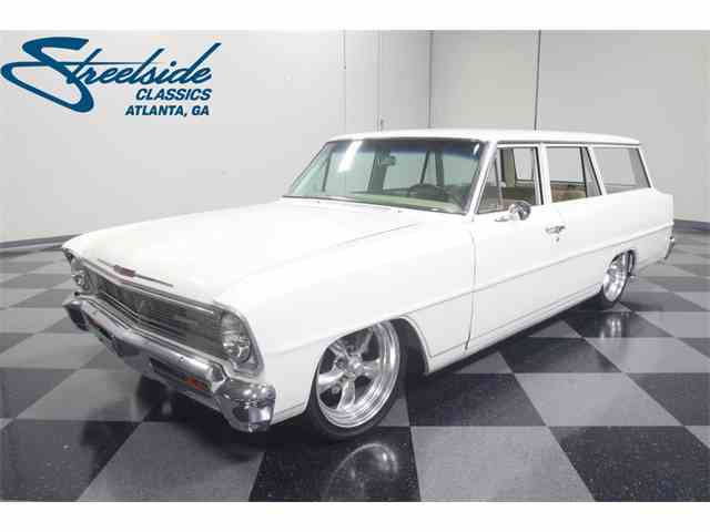 Picture of Classic '66 Chevrolet Nova located in Lithia Springs Georgia - $44,995.00 - N70V