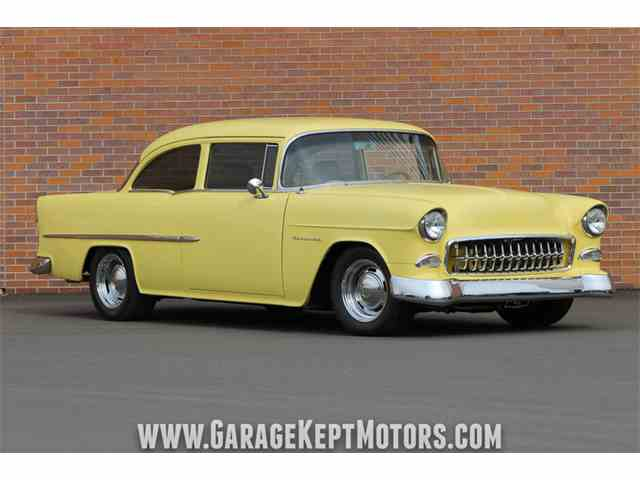 Picture of Classic 1955 Chevrolet 210 located in Michigan - $54,900.00 Offered by Garage Kept Motors - N70Y