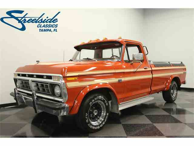 Picture of '76 F100 - N710