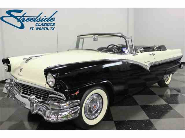 Picture of Classic '56 Ford Sunliner - $48,995.00 Offered by  - N712