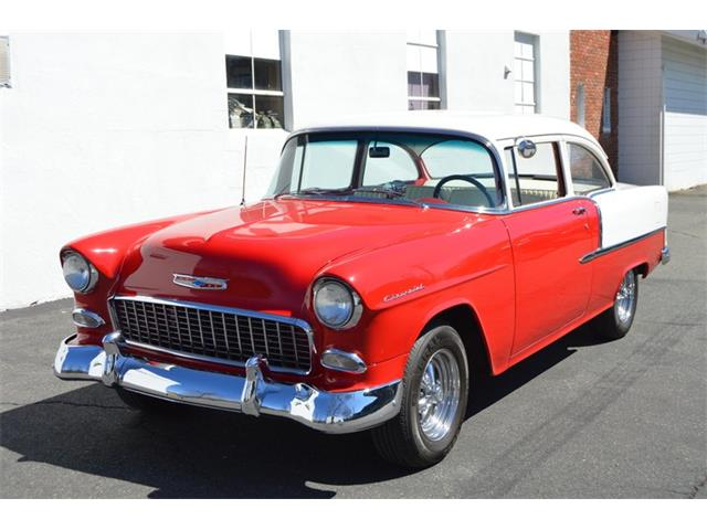 Picture of '55 Chevrolet 210 located in Springfield Massachusetts - $34,990.00 - N717
