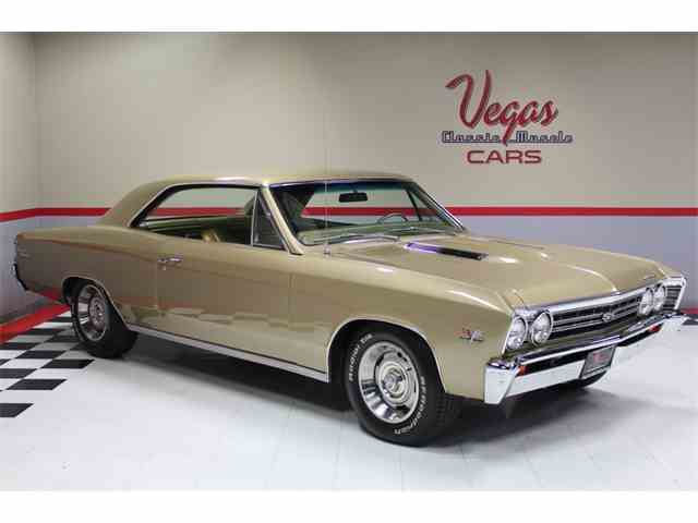 Picture of '67 Chevrolet Chevelle located in Nevada Offered by  - N71A