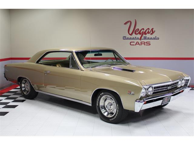 Picture of '67 Chevelle - N71A
