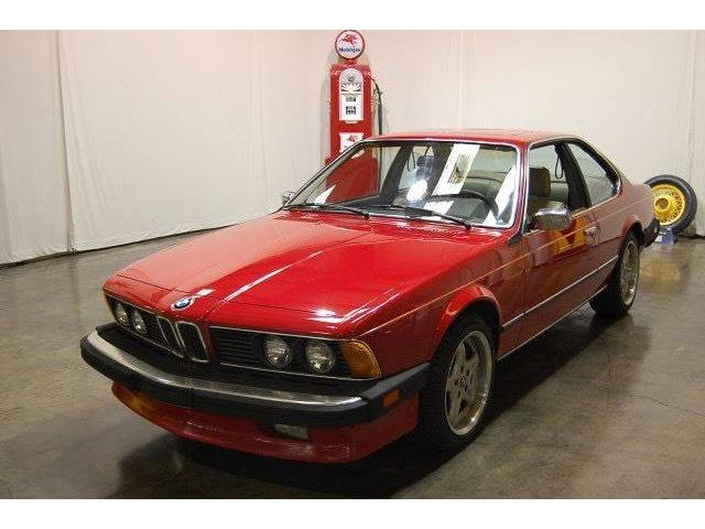 Picture of 1987 6 Series Auction Vehicle Offered by  - N71S