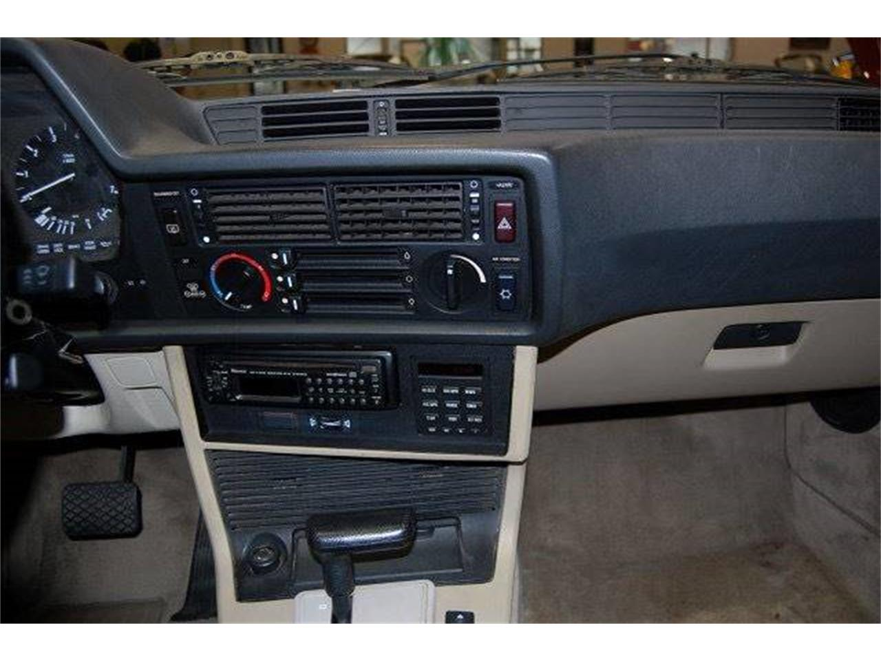 Large Picture of '87 6 Series - N71S