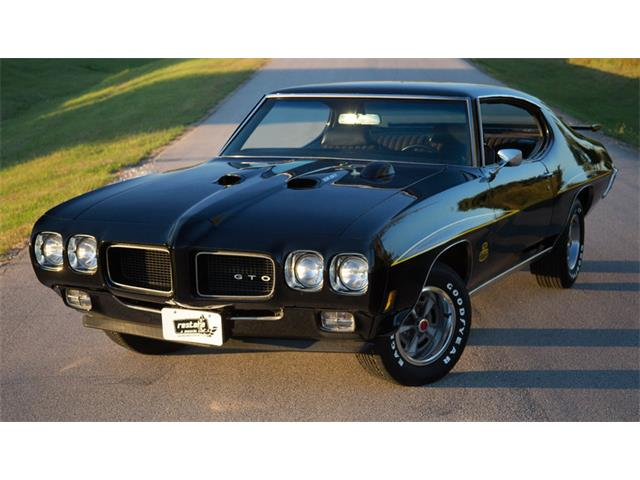 Picture of Classic 1970 GTO located in Nebraska Offered by  - N71W