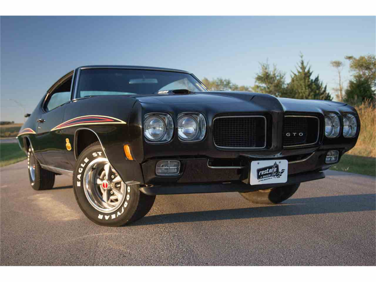 Large Picture of '70 GTO - N71W