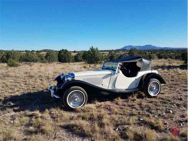 Picture of Classic 1939 SS located in Prescott Arizona Offered by Classic V8 Sales - N725