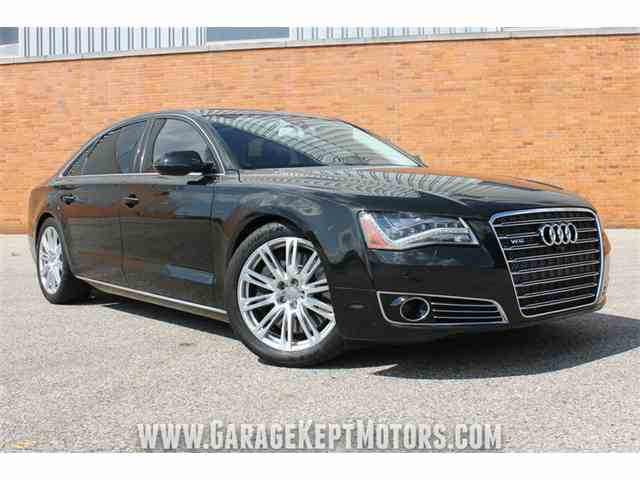 Picture of '13 A8 - N72C