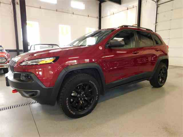 Picture of '16 Cherokee - N72L