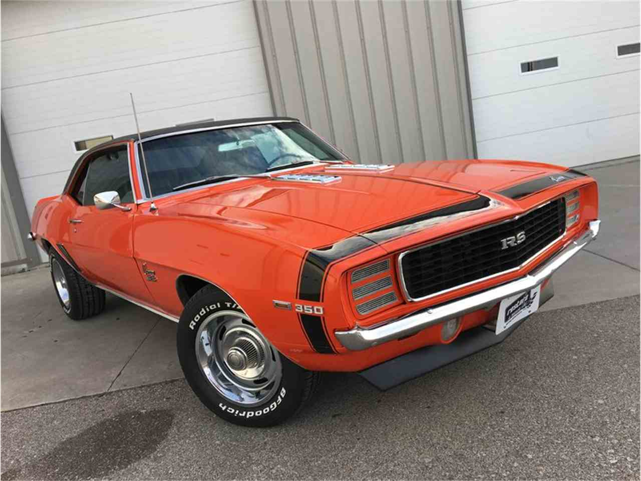 1969 Chevrolet Camaro For Sale Classiccars Com Cc 1082254