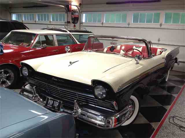 Picture of '57 Fairlane 500 - N5IA