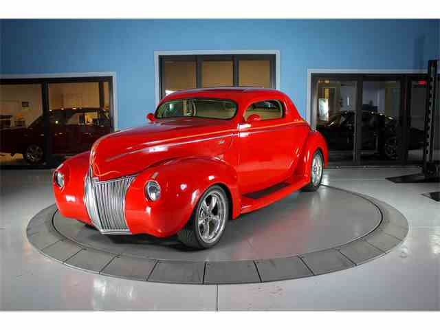 Picture of Classic '40 Ford 3 Window CP - N72V