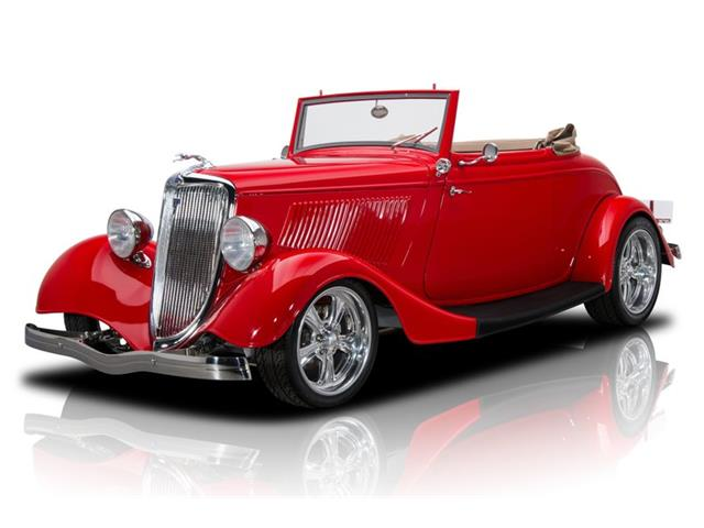 Picture of '34 Cabriolet - N72X