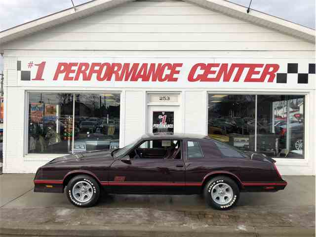 Picture of '87 Monte Carlo - N730