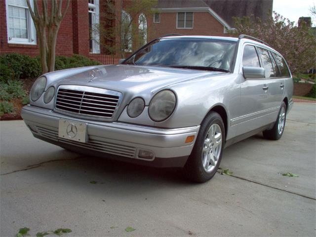 Picture of '99 E320 - N5IC