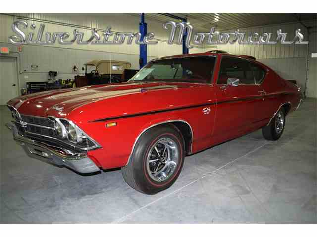 Picture of Classic 1969 Chevelle located in Massachusetts - $56,500.00 Offered by  - N73C