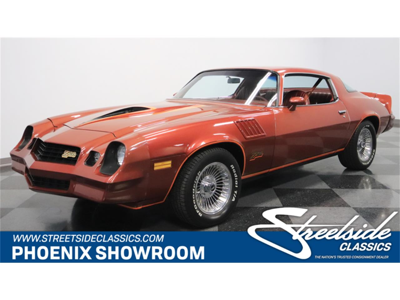 Large Picture of '78 Camaro - N73F