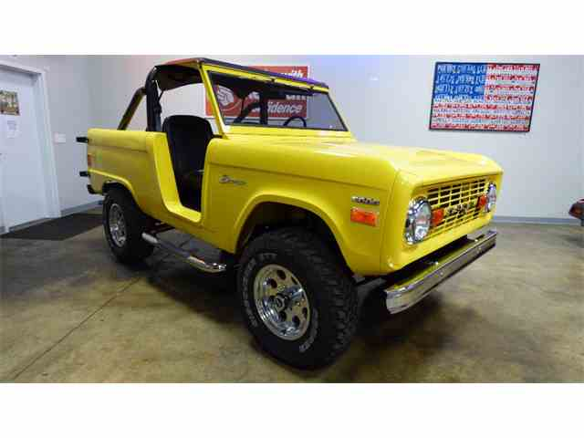 Picture of '77 Ford Bronco located in Georgia Offered by Cruisers Specialty Autos - N5IE