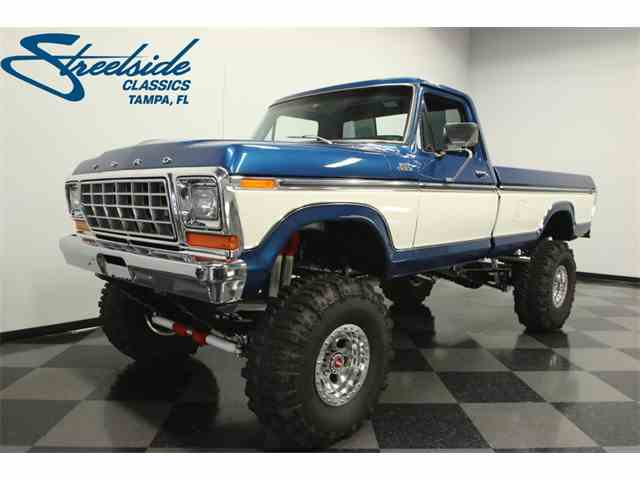 Picture of '78 F250 - N745