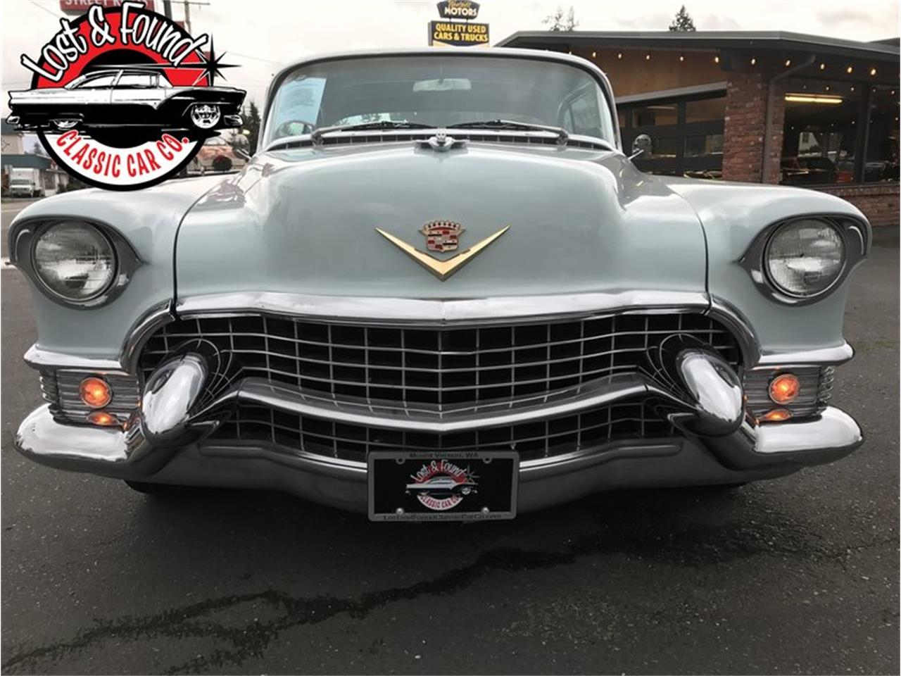 Large Picture of '55 Coupe - N74B