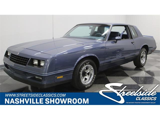 Picture of '84 Monte Carlo - N74K