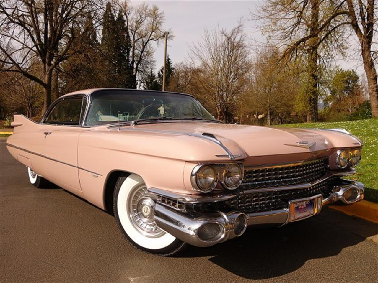 1959 Cadillac Series 62 For Sale Classiccars Com Cc 1082326