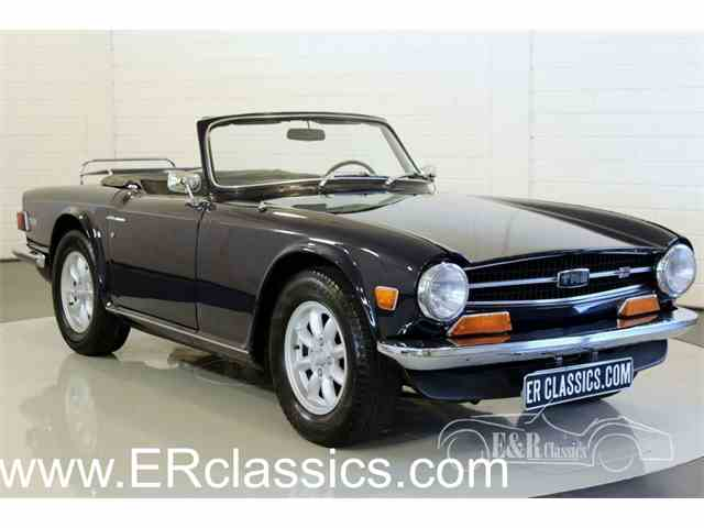 Picture of '70 TR6 - N5IH