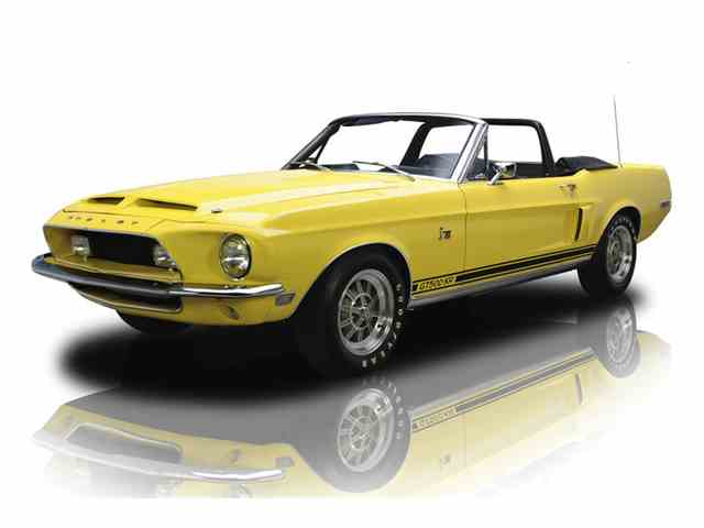Picture of '68 Mustang - N74X