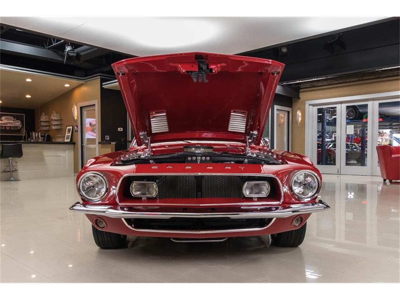 Large Picture of '68 Mustang - N74Z
