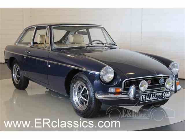 Picture of '72 MGB - N5IJ