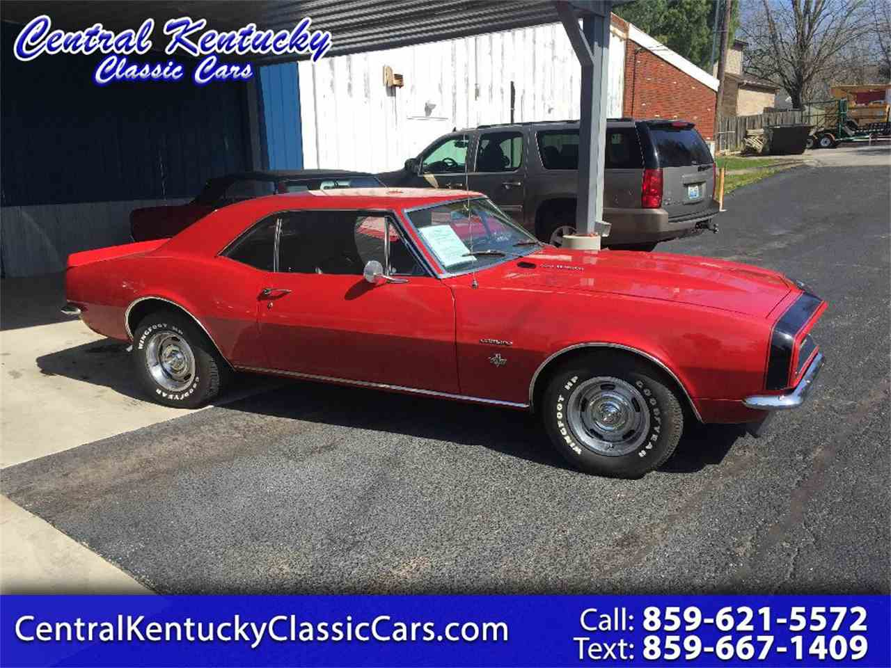 1967 Chevrolet Camaro SS for Sale | ClassicCars.com | CC-1082350