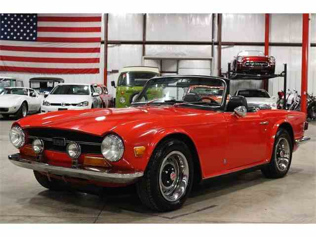 Picture of '72 TR6 - N75B