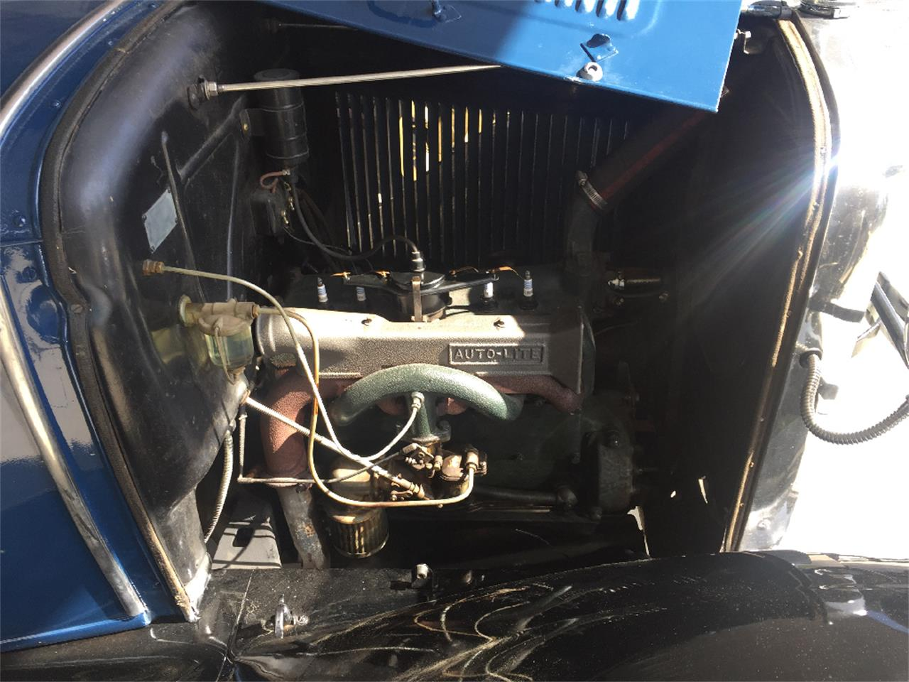 1930 Ford Model A For Sale Cc 1082352 Electrical Wiring Large Picture Of 30 N75c