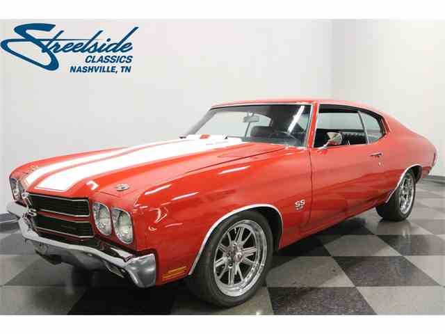 Picture of '70 Chevelle - N75R