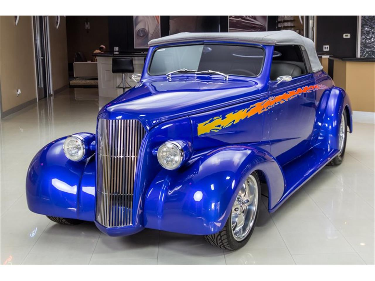Large Picture of '37 Chevrolet Antique located in Plymouth Michigan Offered by Vanguard Motor Sales - N75T